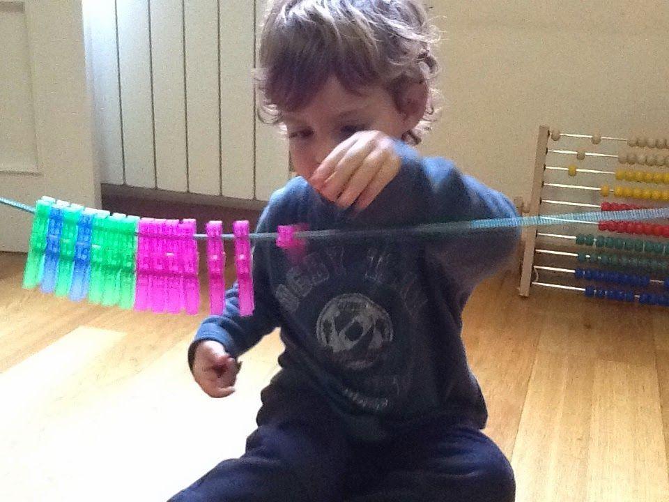 actividades para niños para reconocer los colores