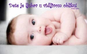 dete je ljubav