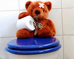 TeddyBear-on-Toilet