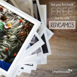 chatbooks coupon declutter