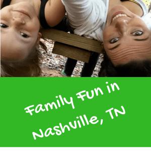 Family Fun Resources Nashville TN