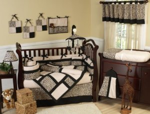 black and white baby bedding reviews
