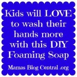 {DIY} Foam Soap