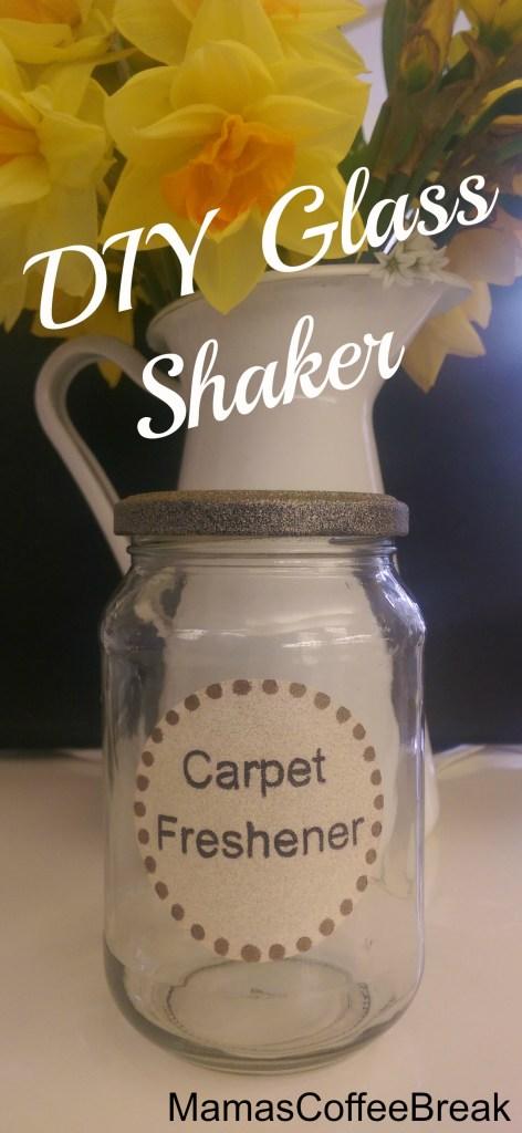DIY Glass Shaker MamasCoffeeBreak