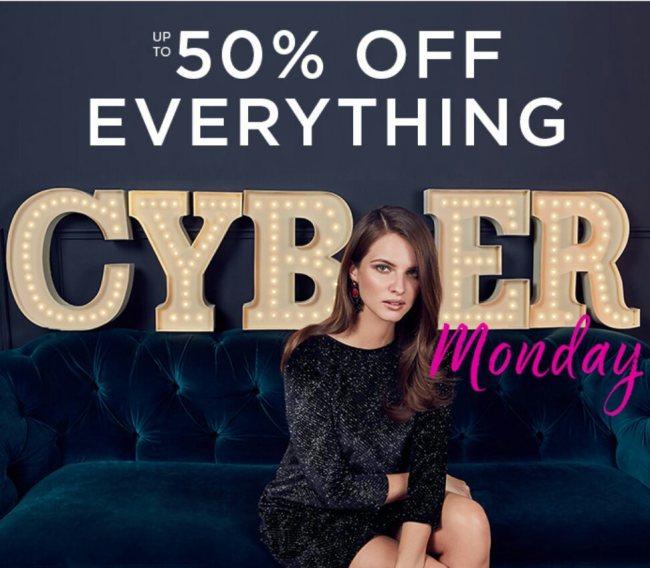 Dorothy Perkins Cyber Monday Deals-mamascoffeebreak.com