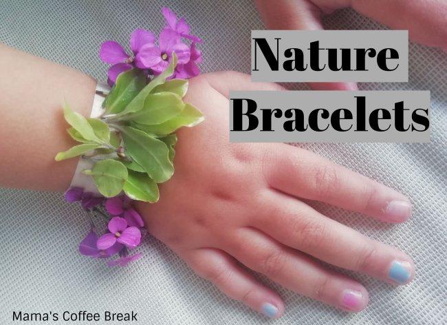 Nature Bracelets - Mamas Coffee Break