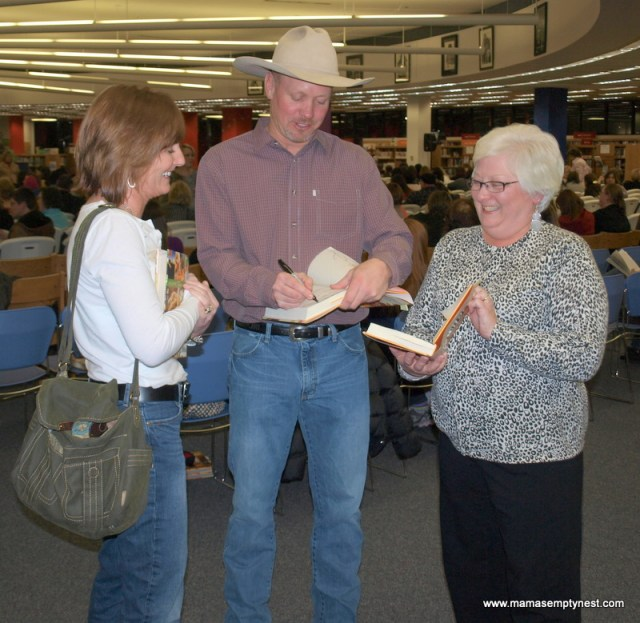 Book Signing – The Pioneer Woman, Ree Drummond