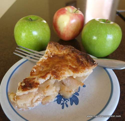 how to make a homemade apple pie from scratch