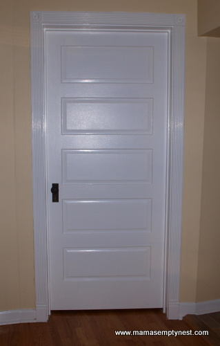 New Bedroom Door 4
