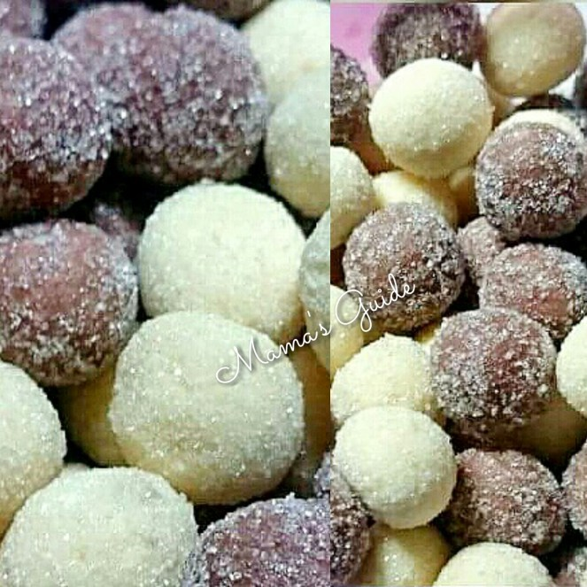 Milo Pastillas or Chocolate Pastillas