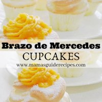 How to make Brazo de Mercedes Cupcake