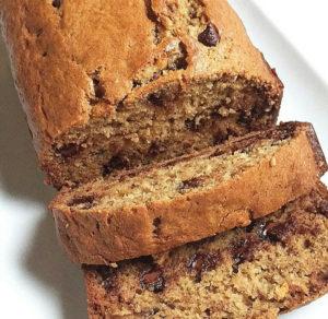 Chocolate banana bread pudding flour bakery recipes