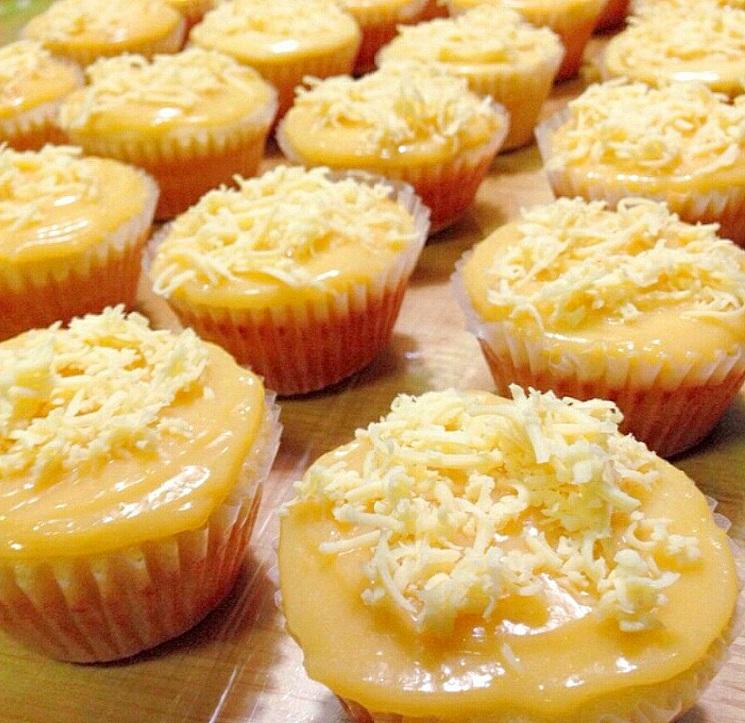 Steamed Yema Cake Recipe