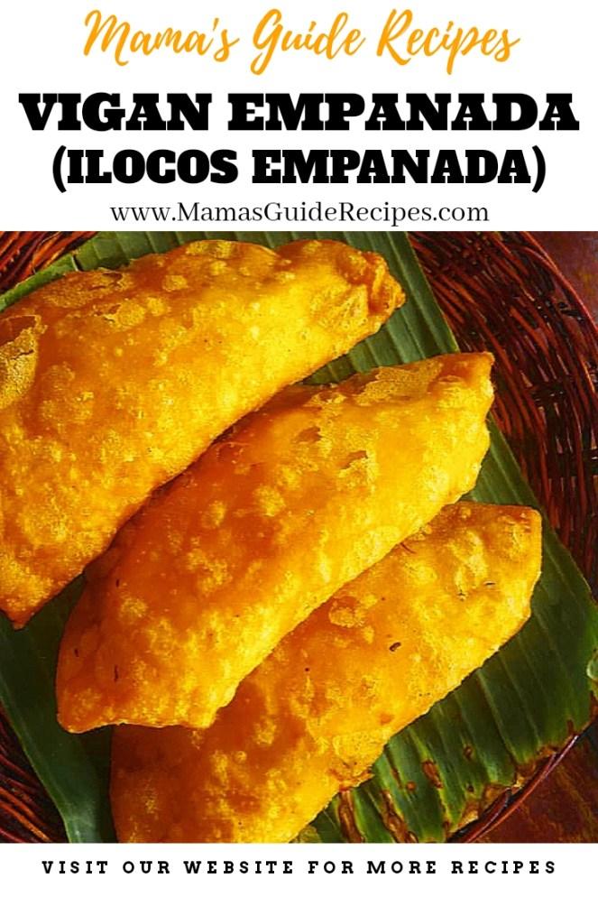 How to make Vigan Empanada