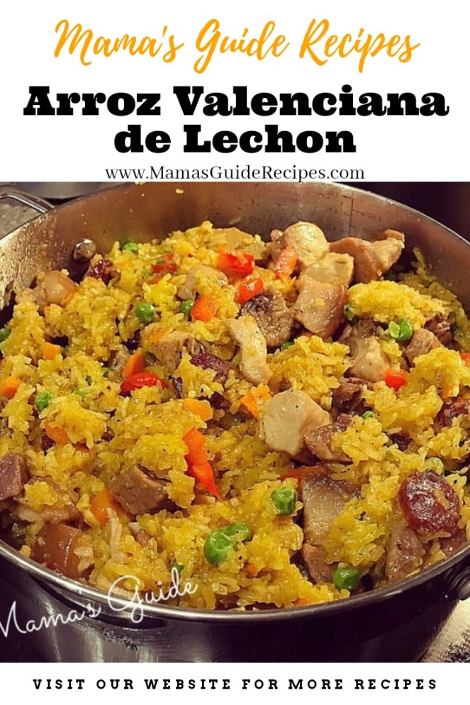 Arroz Valenciana de Lechon(Bringhe)
