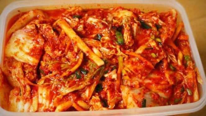 Pinoy Kimchi