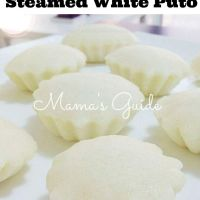 How to make Steamed White Puto
