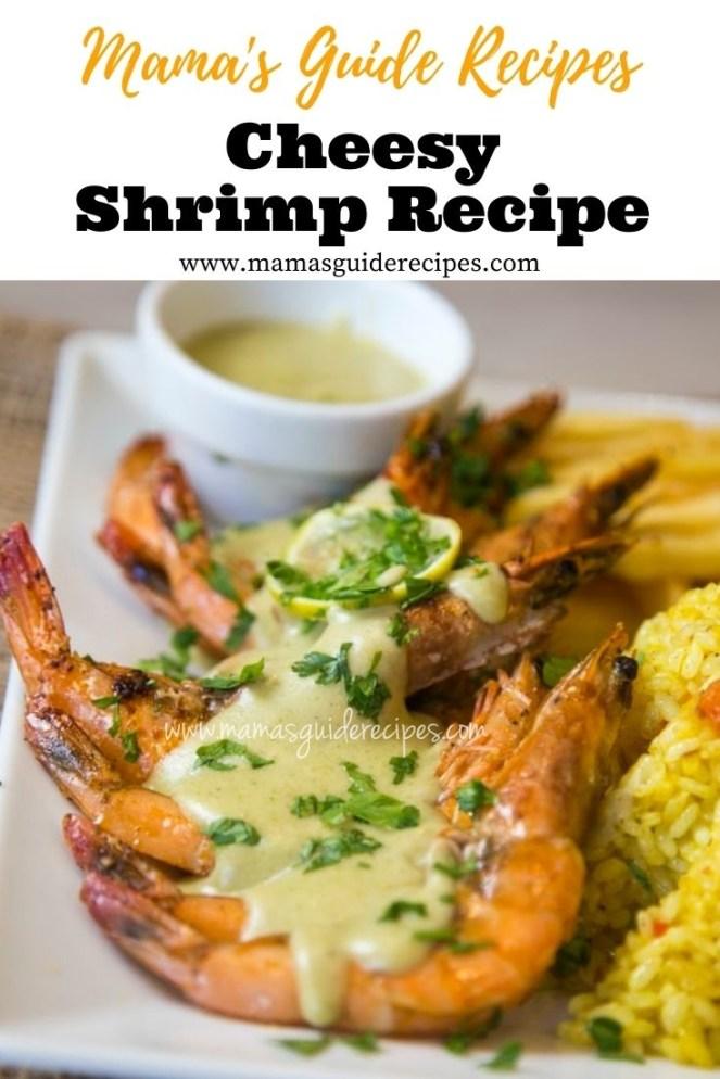 Cheesy Shrimp Recipe