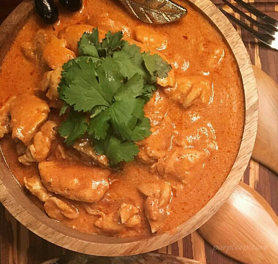 India's Classic Butter Chicken