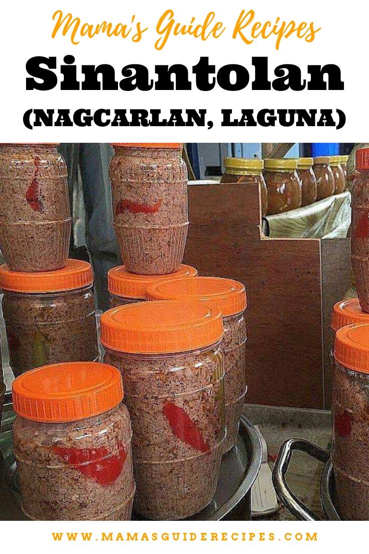 Sinantolan ng Nagcarlan, Laguna