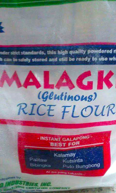 Malagkit Glutinous Rice Flour