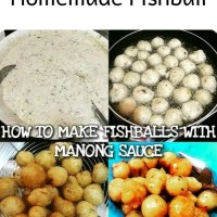 How to make Fishball with Manong Sauce