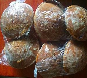 Panutsa a.k.a. panotcha, sinakob, tagapulot or sugarcane mollases