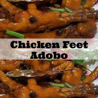 Chicken Feet Adobo (Adobong Adidas)