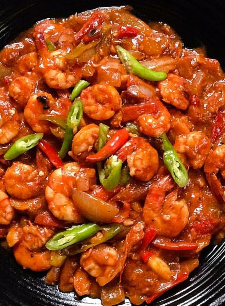 Shrimp Gambas