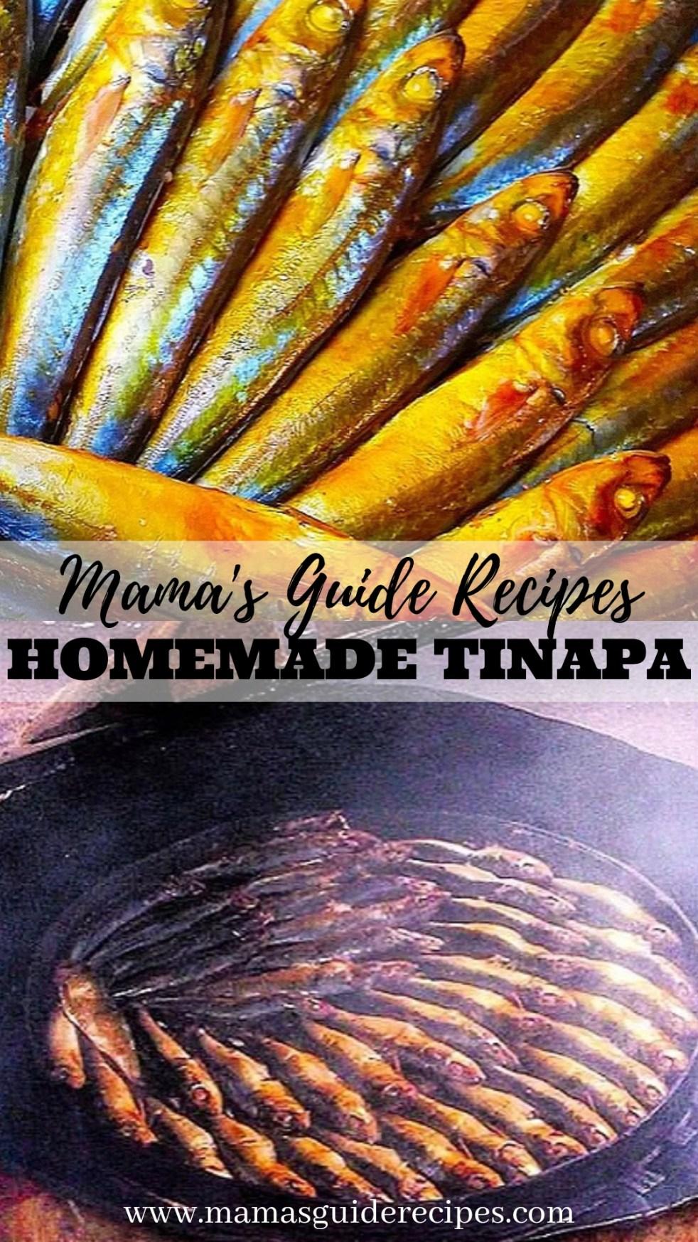 HOMEMADE TINAPA