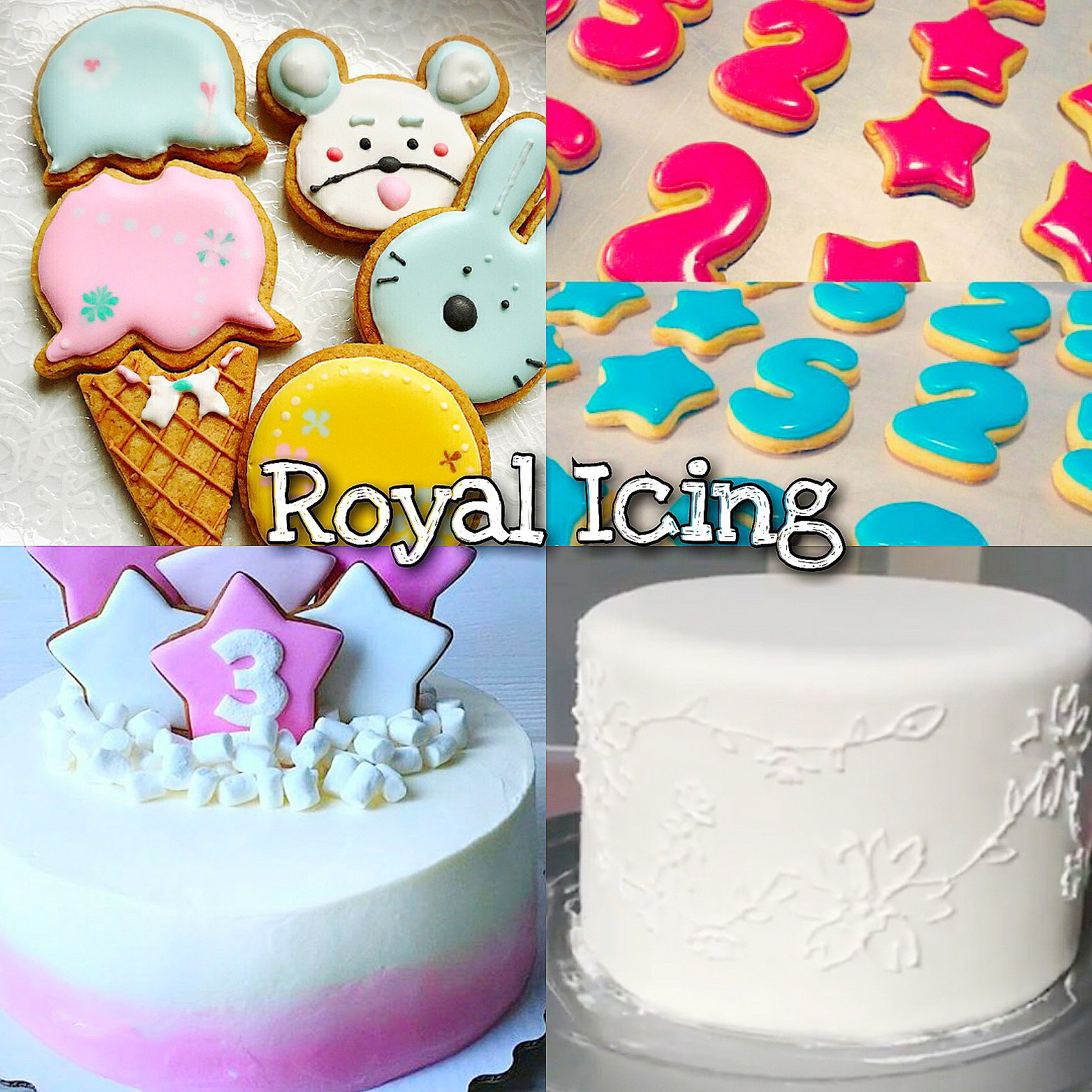 8 Basic Icing Recipes Beginners Guide