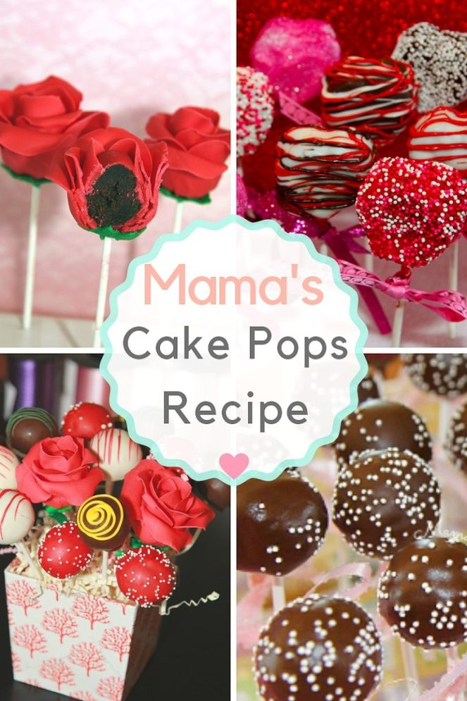 Cake Pops, How to make cake pops, paano gumawa mg cake pops