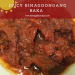 Spicy Binagoongang Baka, Binagoongang Beef, Binagoong, Bagoong, Shrimp Paste and Beef, Beef Recipe,