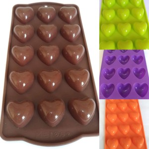 Silicone Chocolate Moulder Small