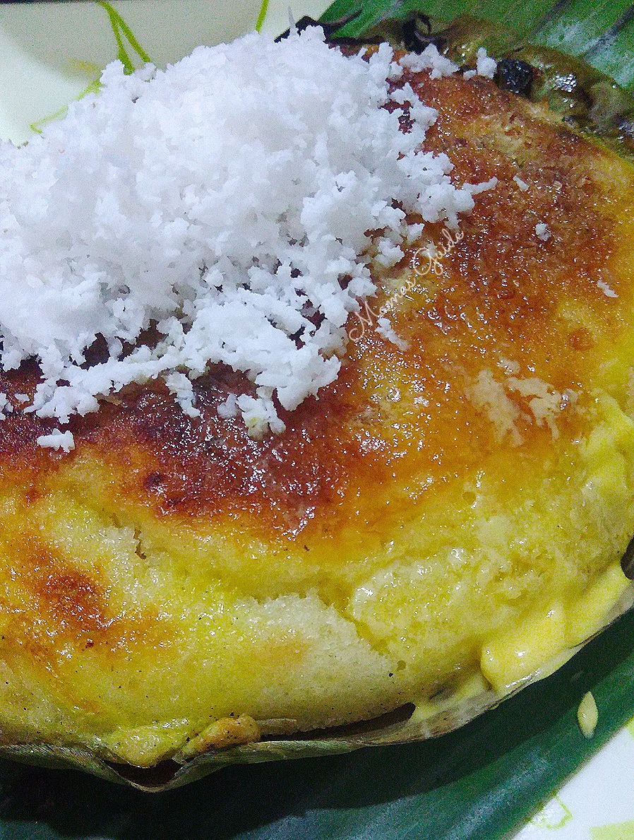 How to Make Bibingka