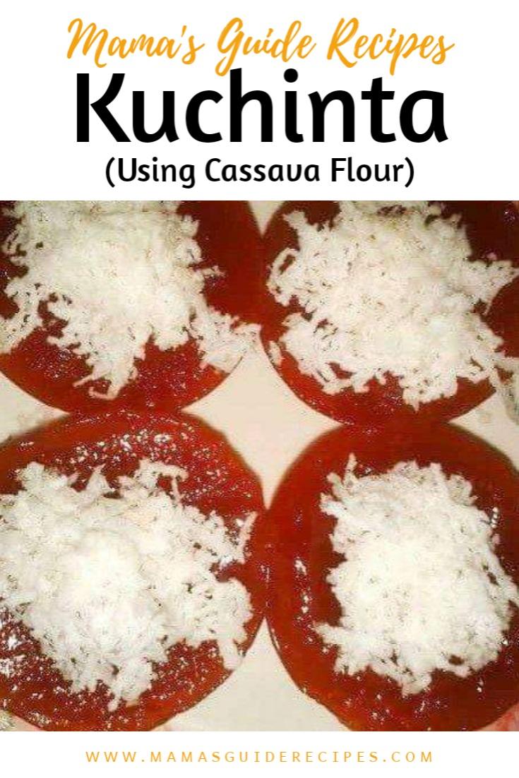 Kuchinta Cassava Flour Mama S Guide Recipes