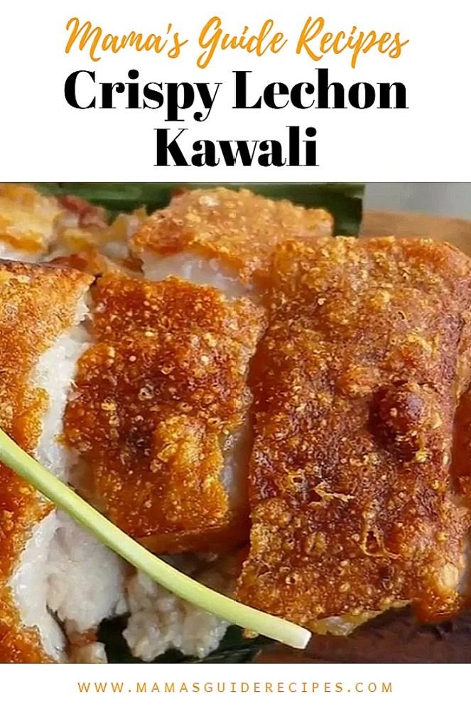 Crispy Lechon Kawali