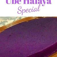 UBE HALAYA SPECIAL