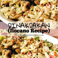 DINAKDAKAN ( Ilocano Recipe)