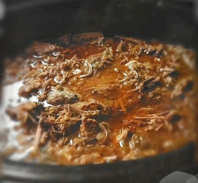 Mexican Beef Machaca