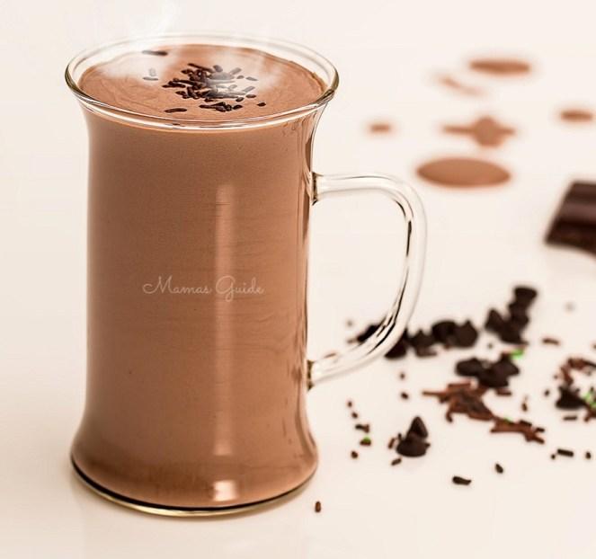 HOT CHOCOLATE DRINK RECIPE