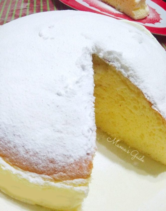 Best Ever Japanese Cotton Cheesecake Recipe