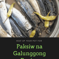 How to Cook Paksiw na Galunggong (Classic Recipe)