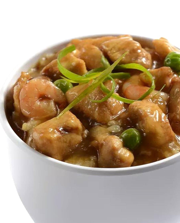 Pork Steamed Rice (ala Dimsum Break), Cebu's Pork Steamed Rice