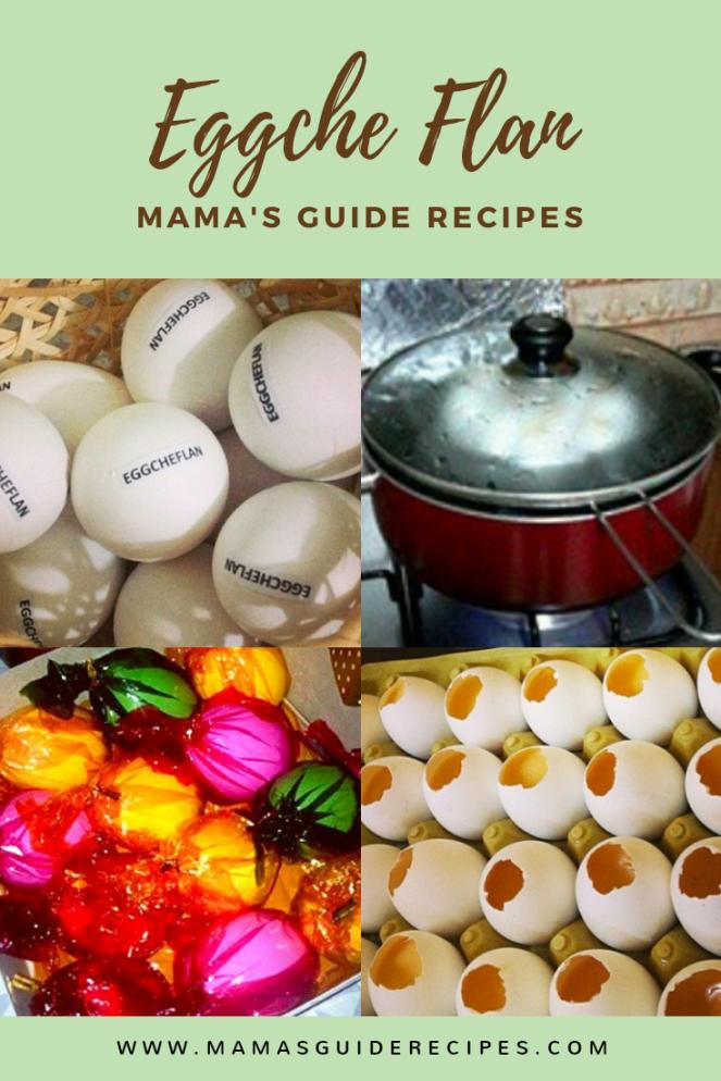 Eggche Flan Recipe