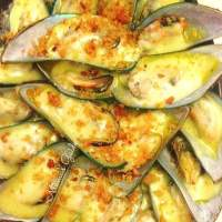 Baked Tahong (Mussels ) Recipe