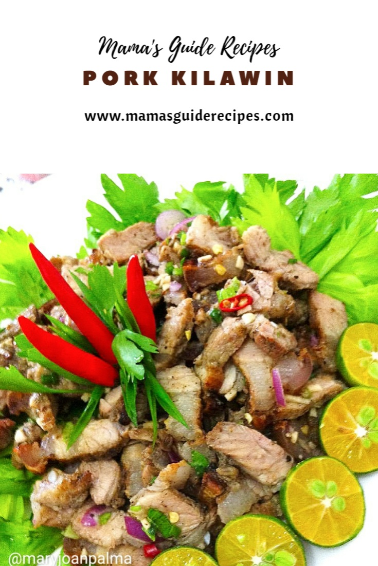 Pork Kilawin Recipe