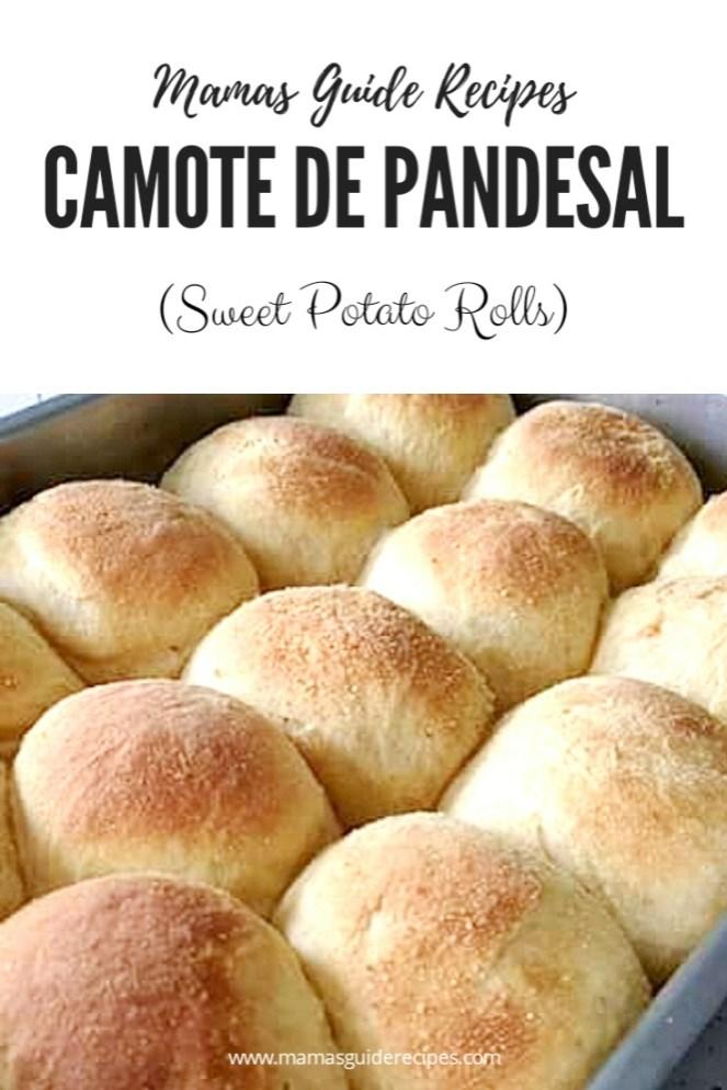 CAMOTE DE PANDESAL, Sweet Potato Rolls Recipe, Pan de Sal Recipe, Dinner Rolls Recipe, Paano gumawa ng pandesal, pandesal recipe, simpleng pandesal,