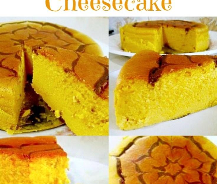 Pumpkin Yogurt Cheesecake