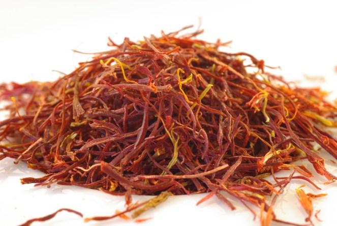 Saffron or Kasubha